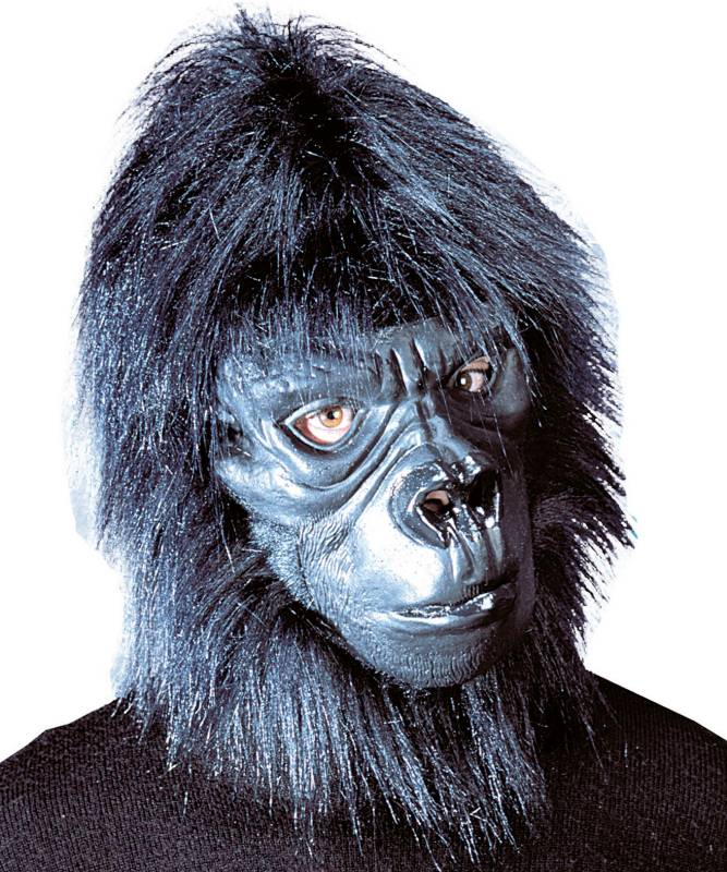 Masque-de-singe-Gorille