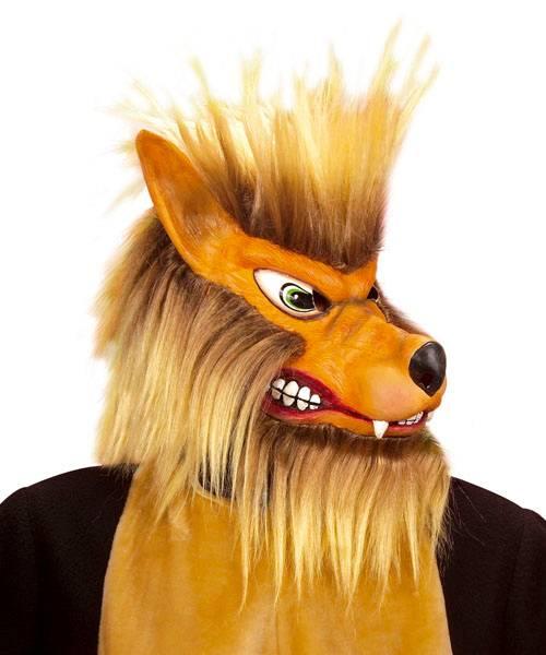 Masque-de-loup-en-peluche