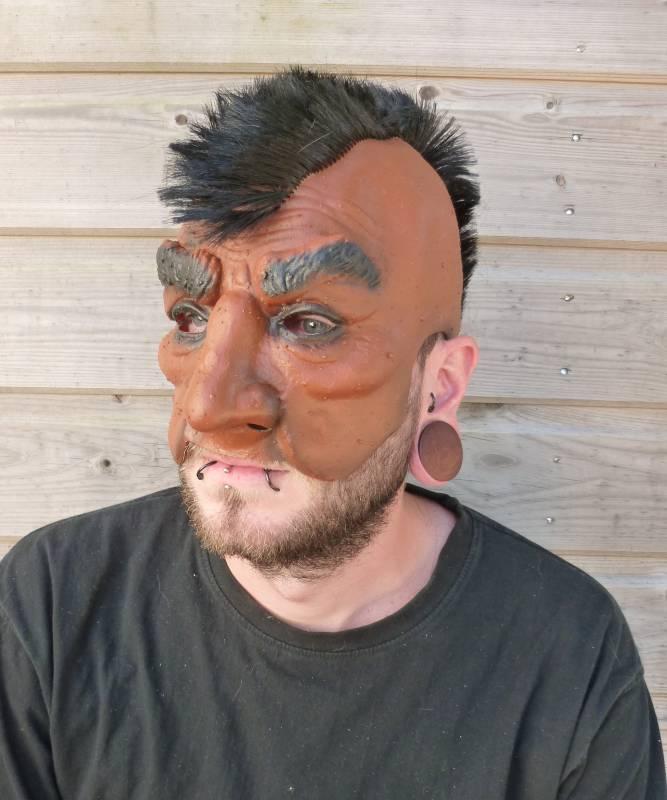 Masque-Indien