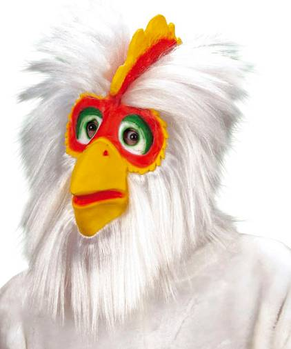 Masque-de-poulet