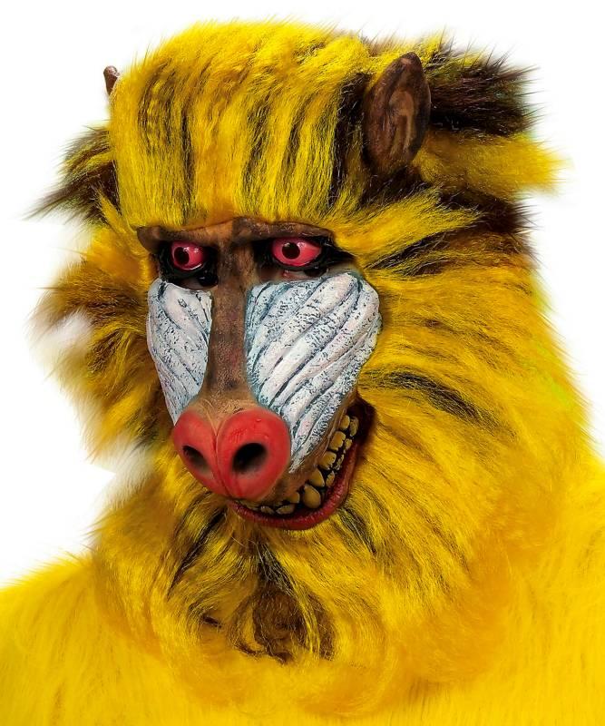 Masque-de-singe-babouin