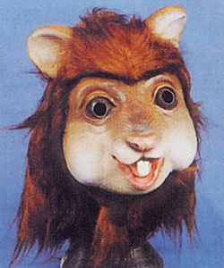 Masque-Hamster