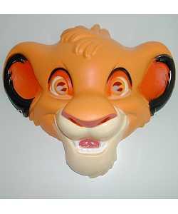 Masque-Lion