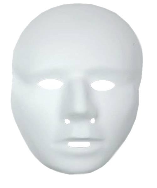 Masque-Blanc-Adulte-Vendu-par-12