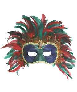 Masque-Plumes