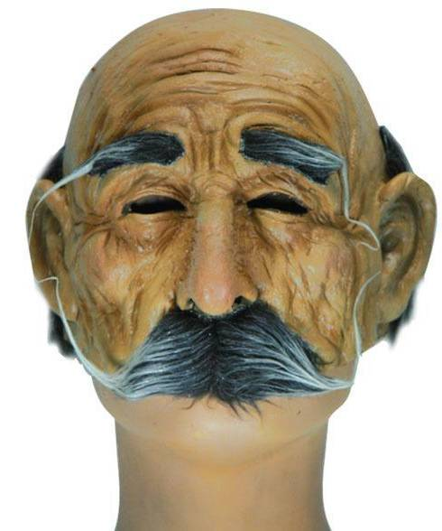 Masque-de-vieux