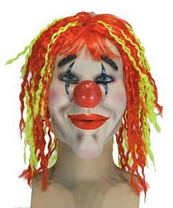 Masque-clown-lady
