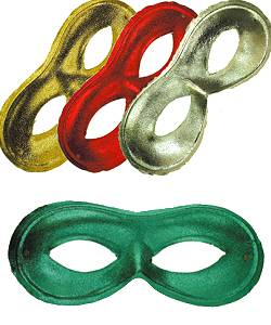 Masque-métal-eco