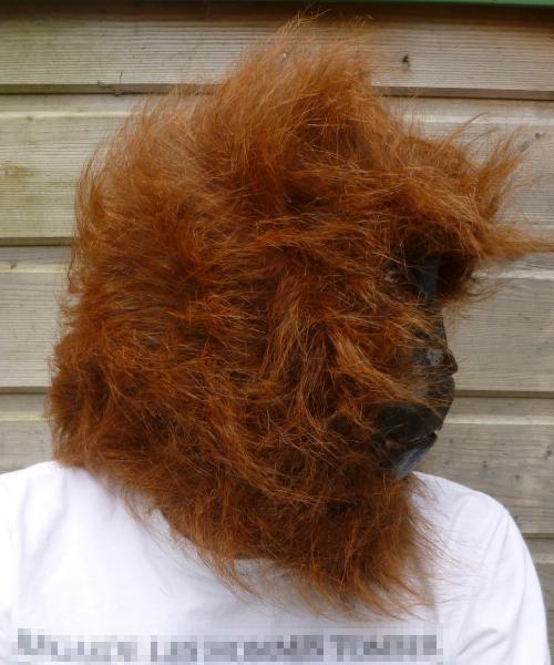 Masque-de-singe-chimpanzé-2