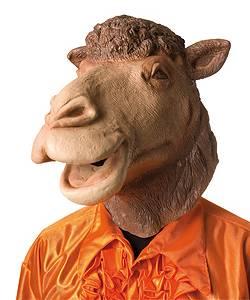 Masque-Chameau