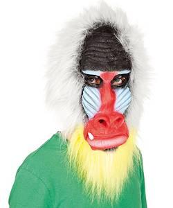 Masque-de-singe-Babouin-M2