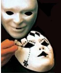 Masque-blanc---vendu-par-12
