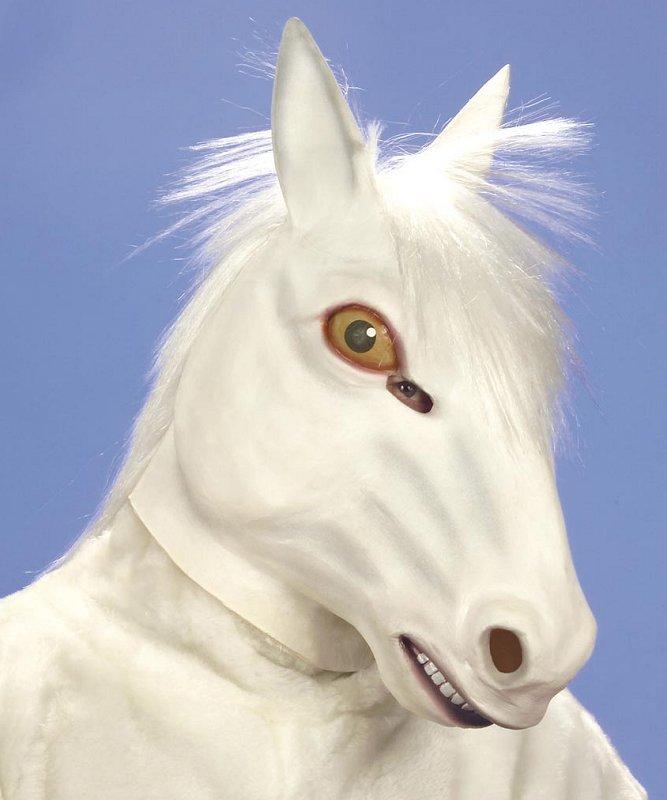 Masque-de-cheval-blanc