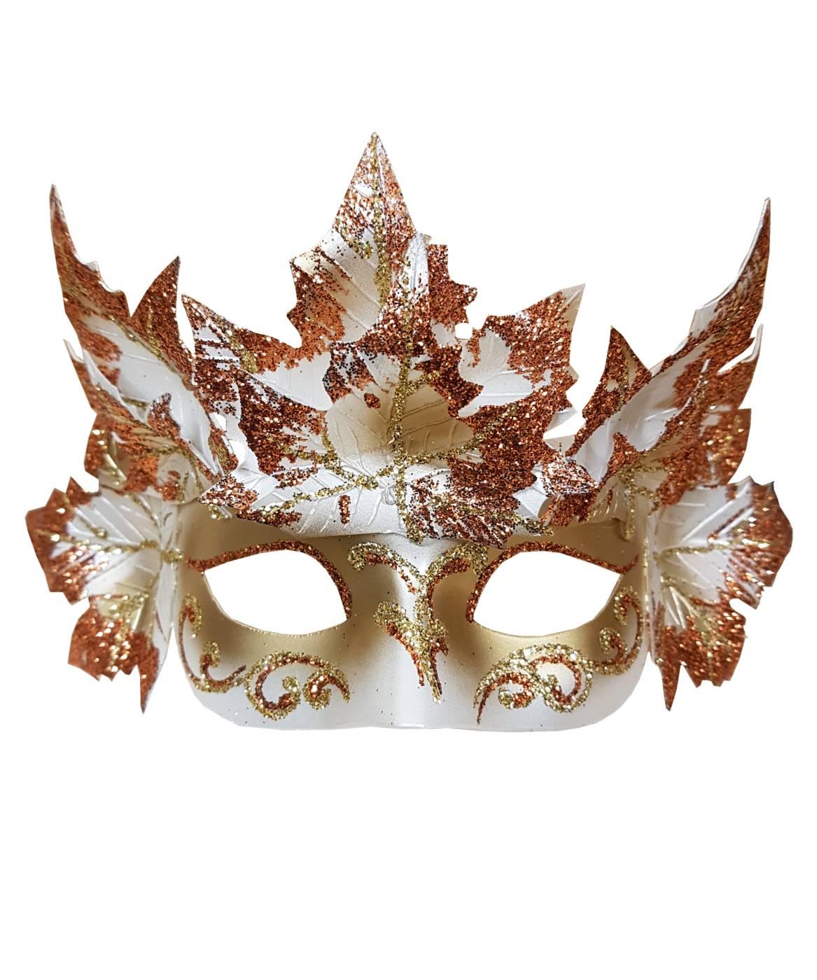 Masque-Vénitien-Automne