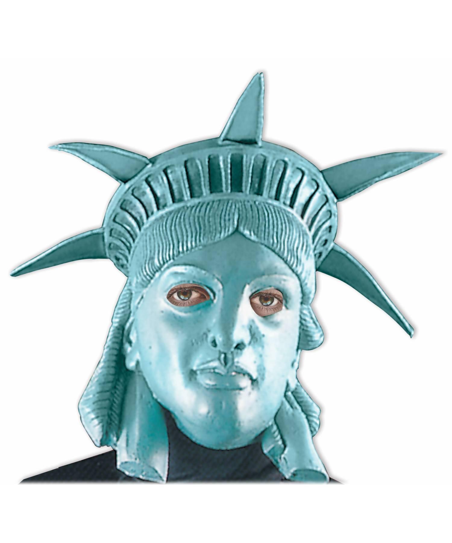 Masque-Statue-de-la-Liberté