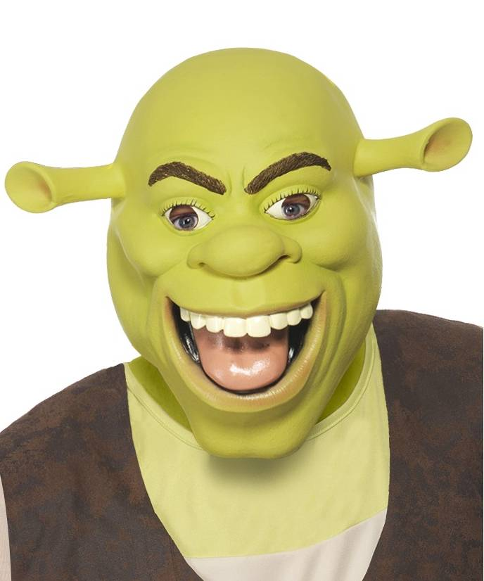 Masque-Shrek