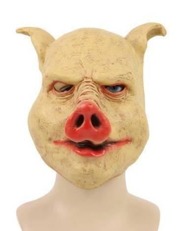 Masque-de-cochon