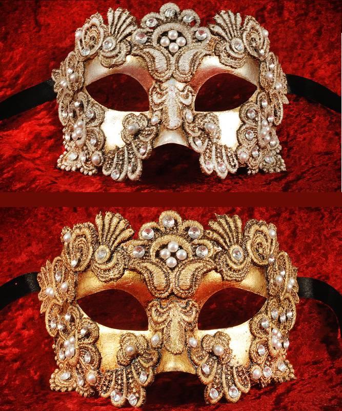 Masque-Vénitien-macramé-1