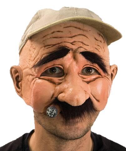 Masque-Vieux