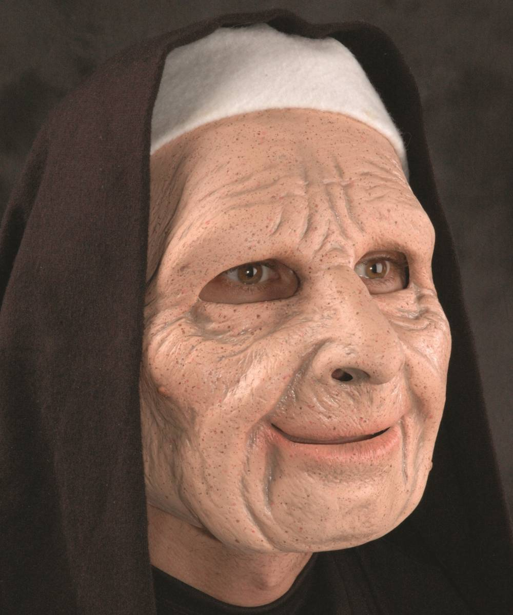 Masque-de-nonne