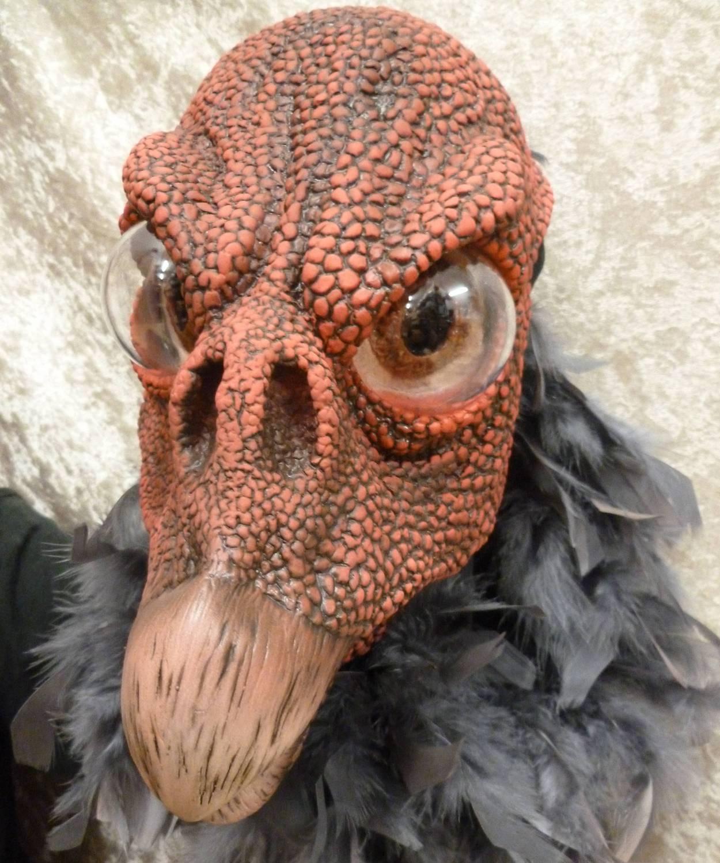 Masque vautour