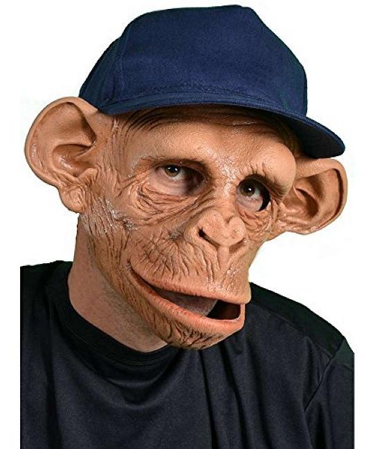 Masque-de-singe-chimpanzé