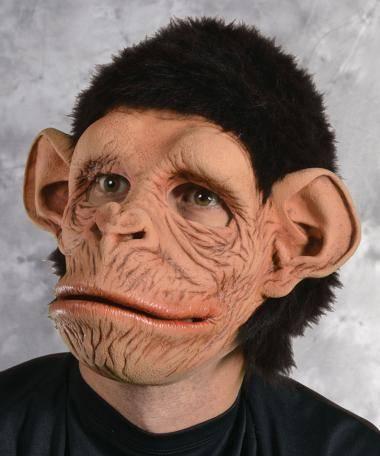Masque-de-singe-réaliste