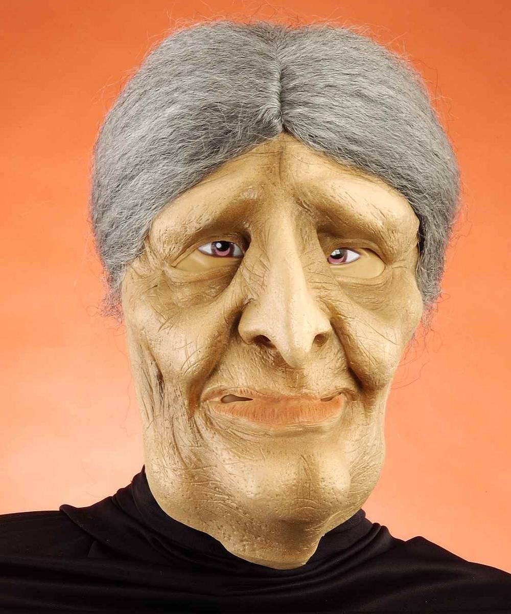 Masque-vieille-femme