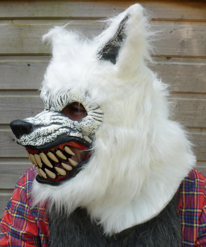 Masque-de-loup-garou-blanc-3