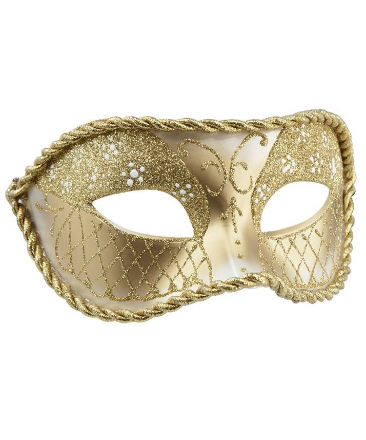 Masque-Venise-or