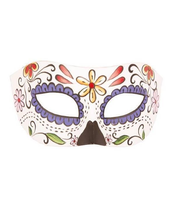 Masque-mort-Mexique