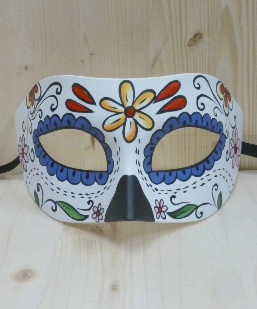 Masque-mort-Mexique-2