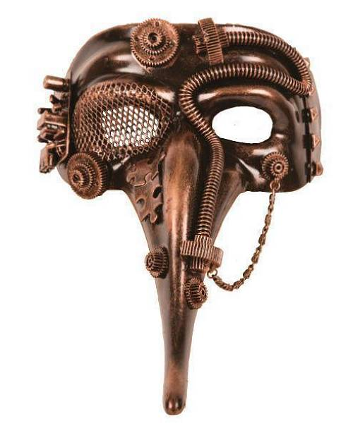 Masque-Steampunk