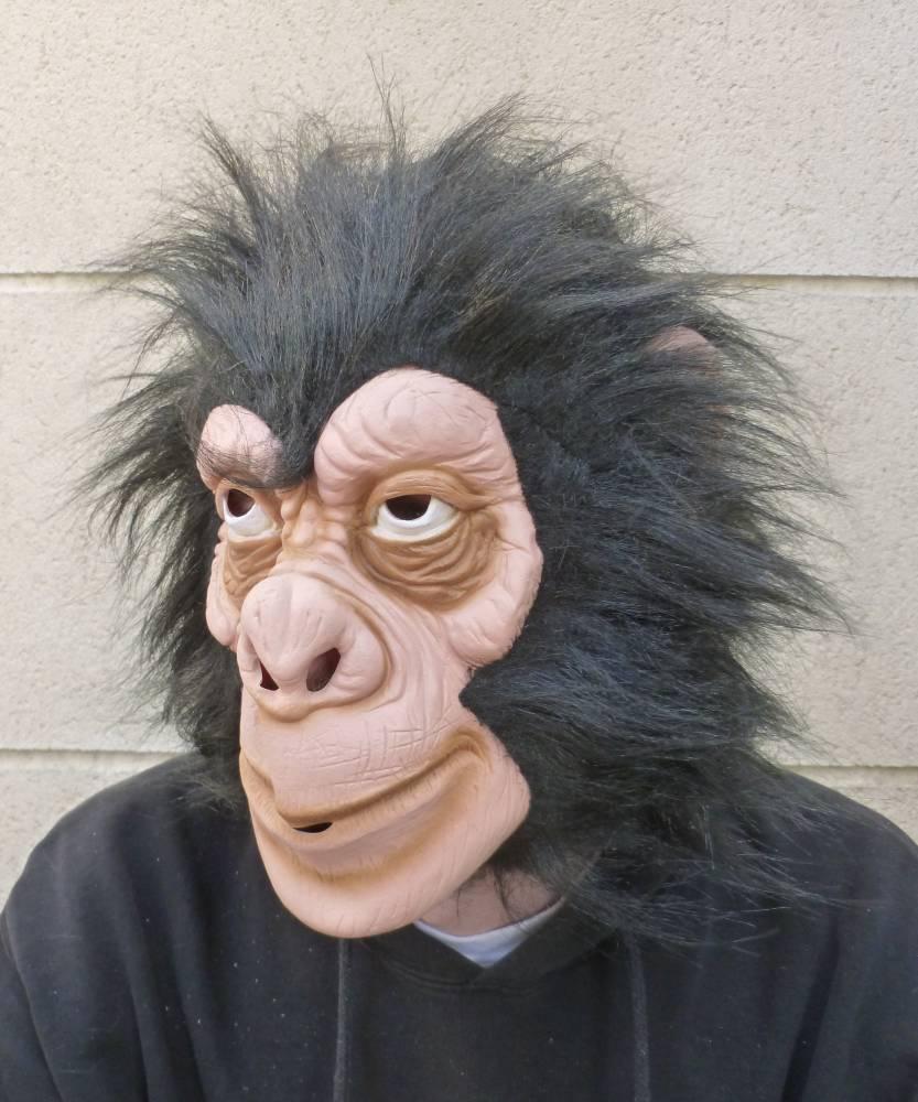 Masque-de-singe