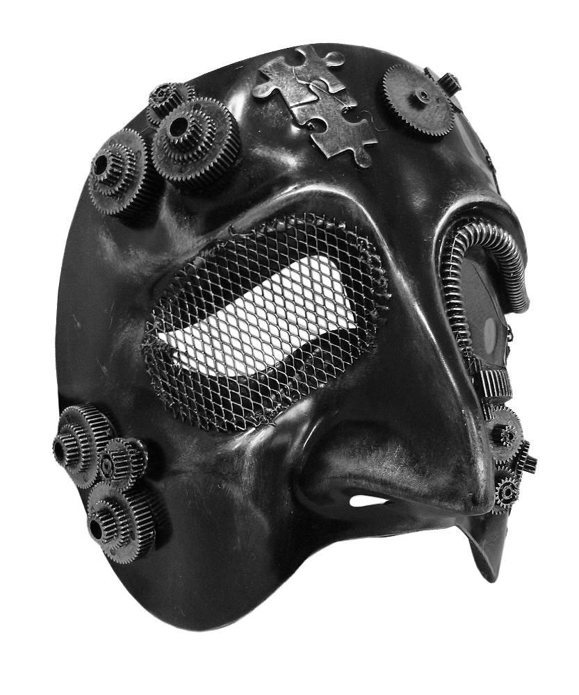 Masque-Steampunk-argent-2