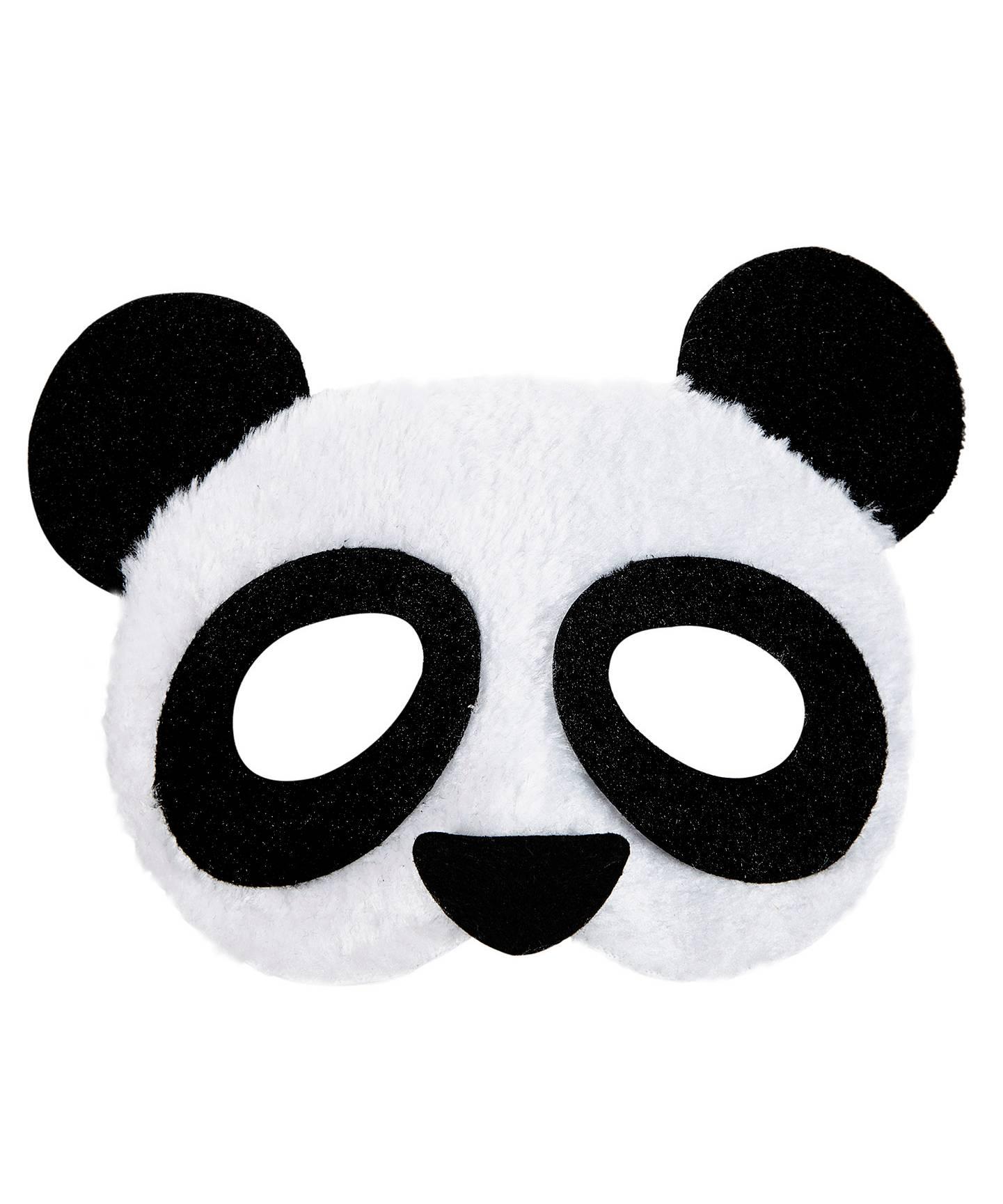 Masque-panda