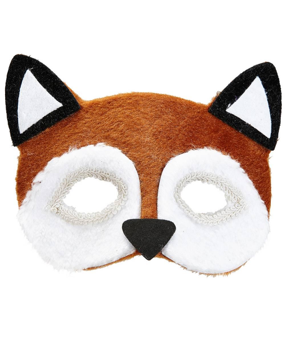 Masque renard am0347 - Masque de renard a imprimer ...