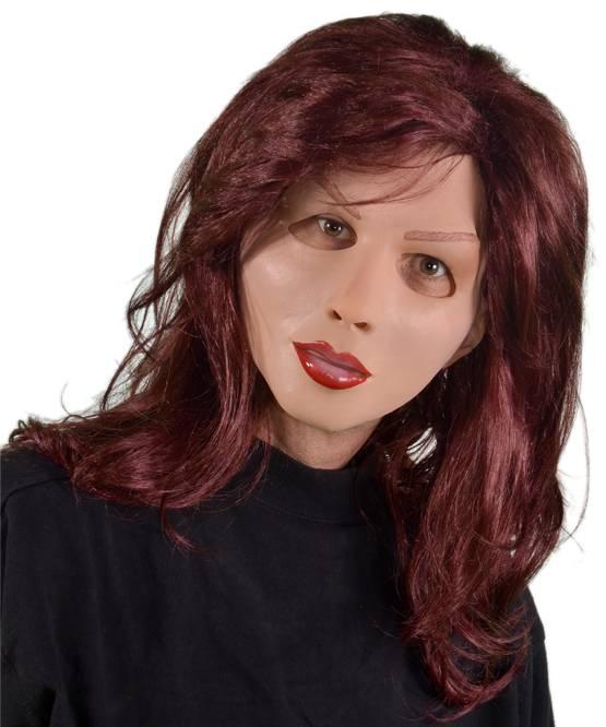 Masque-de-femme-réaliste