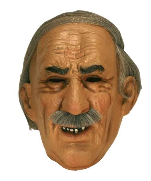 Masque-de-vieil-homme