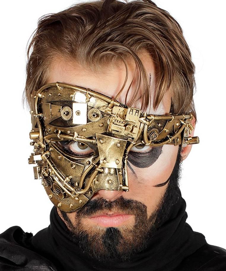 Masque-Steampunk