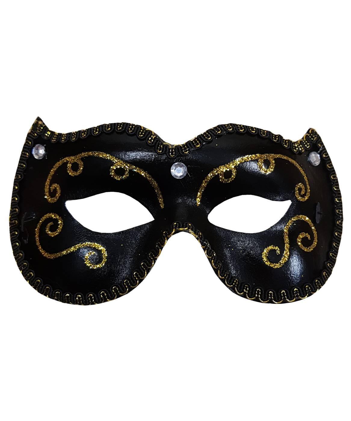 Masque-venise-noir