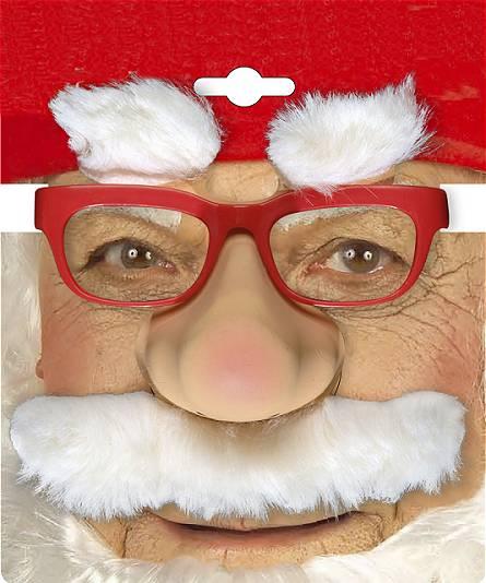 Lunettes-nez-P�re-Noel