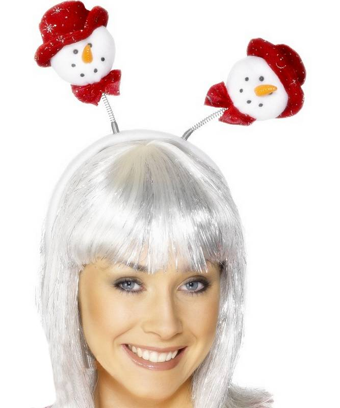 Serre-t�te-Noel-Bonhomme