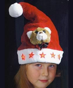 Bonnet-de-Noel-Enfant-Ours-brun