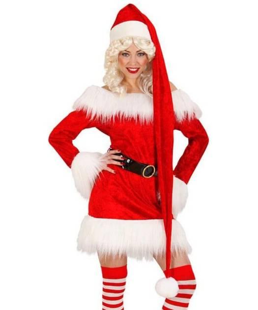 Bonnet Noël extra long