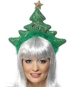 Serre-tête-Sapin-Noël