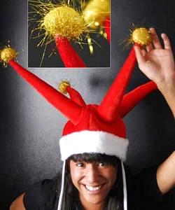 Bonnet-Noël-Candle