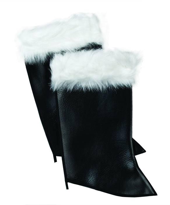 Weihnachtsmann-Stiefelstulpen-Berufliche