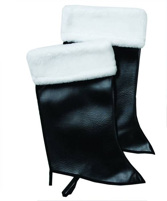 Weihnachtsmann-Stiefelstulpen-M1