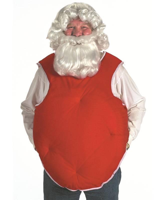Weihnachtsmann-Bauch